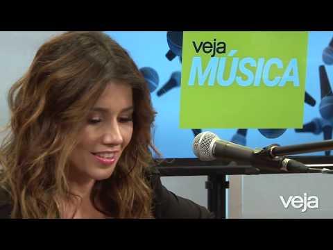 Veja Música recebe a inigualável Paula Fernandes