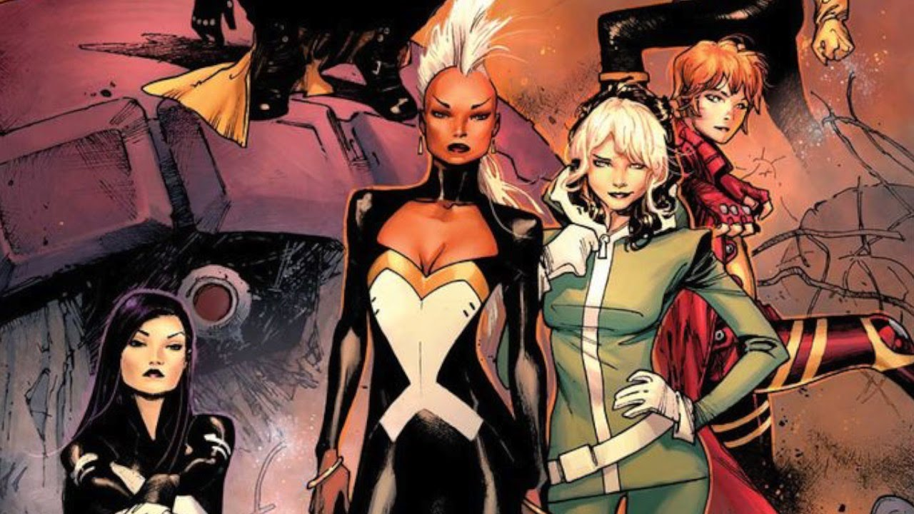 The Cheetah Girls As Wallpaper Top 10 Sexiest Marvel Female Comic Book Characters Youtube