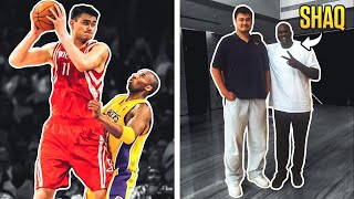 The Incredible Story of Yao Ming