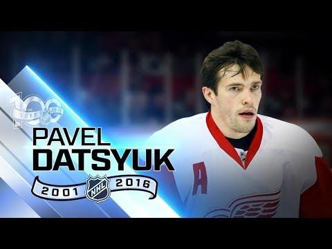 NHL 100 Greatest Players Pavel Datsyuk | HD
