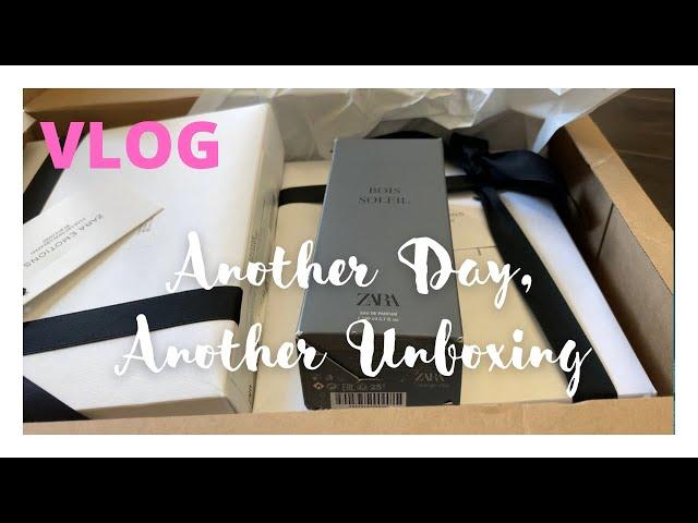 Vlog #69 | Random Unboxings, 2021 Planner Setup