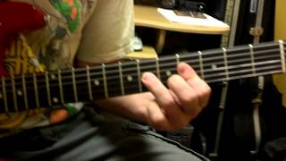 Tumblin Dice Intro Guitar Lick