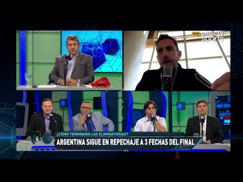 Análisis post Uruguay 0 Argentina 0