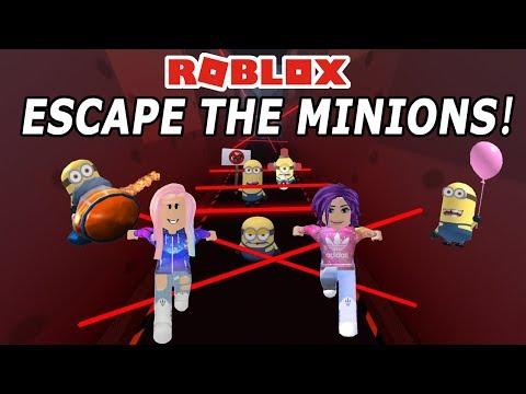 Roblox Escape The Minions All Levels Parkour Adventure Obby