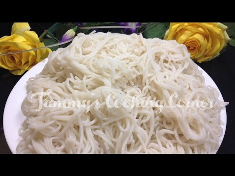 How To Cook Perfect Rice Vermicelli Noodles for Asian ...