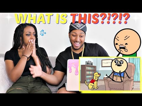 Cyanide & Happiness Compilation - #18 REACTION!!!!!