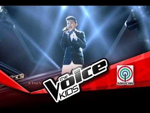 """The Voice Kids Philippines Finale """"Ngayon"""" by Darren"""