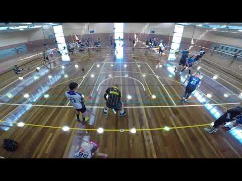 ADPL VIC | 2018 Round 1 | Mixed Division | Endeavour Hills Eagles vs Surrey Hills Sloths