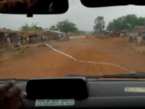 more driving in Togo