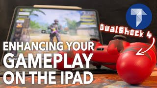 Enhancing Your Game Play on the iPad with the DualShock 4 Controller