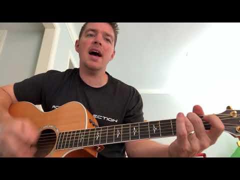 Even So Come | Kristian Stanfill | Beginner Guitar Lesson