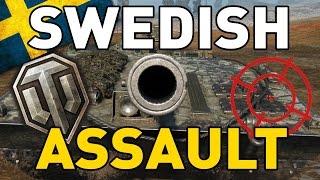 World of Tanks || Swedish Assault!