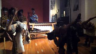Chinyakare Ensemble at Subterranean Arthouse, Berkeley CA 03/29/12 Part 4