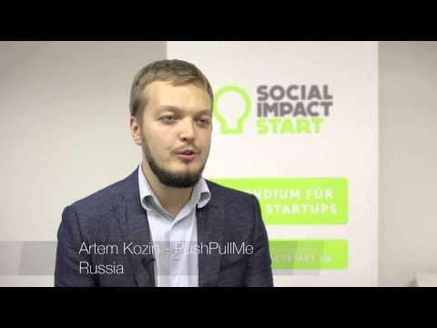 Social Impact Start Scholarship Eastern Europe