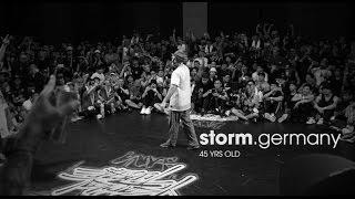 Storm [wywiad] // Crazy Legs vs Storm