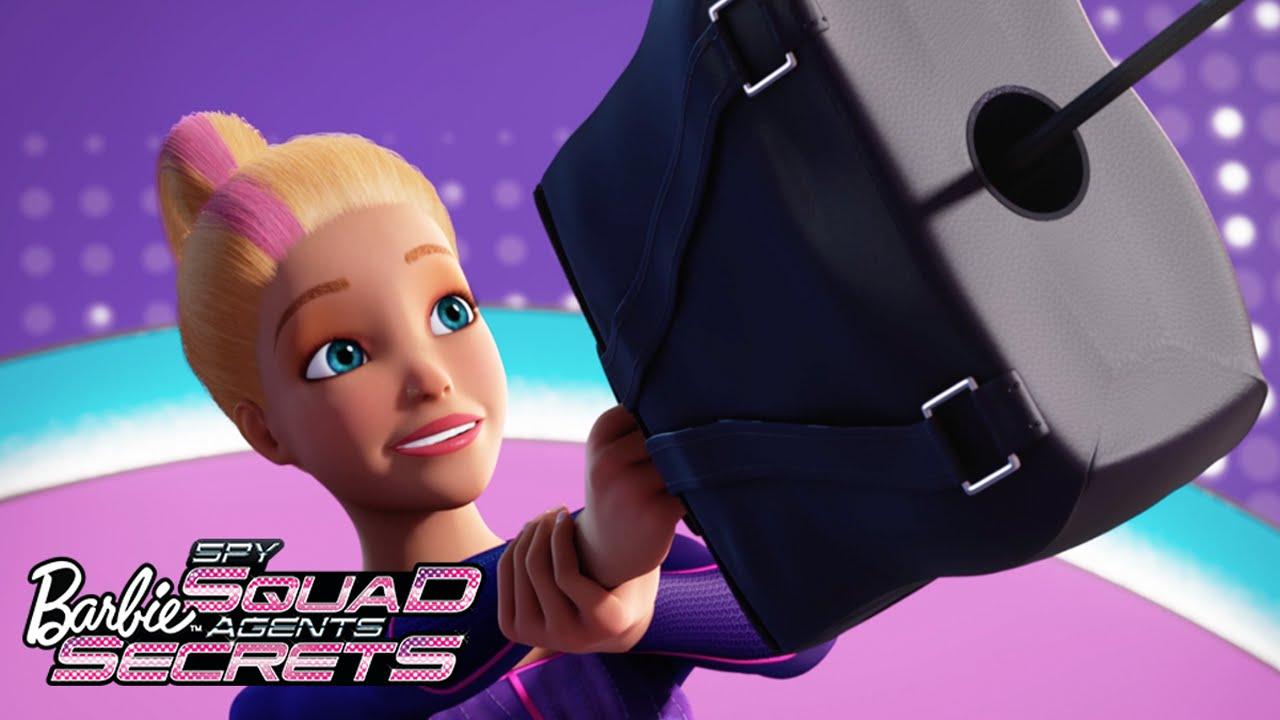 Barbie Agententeam Stream