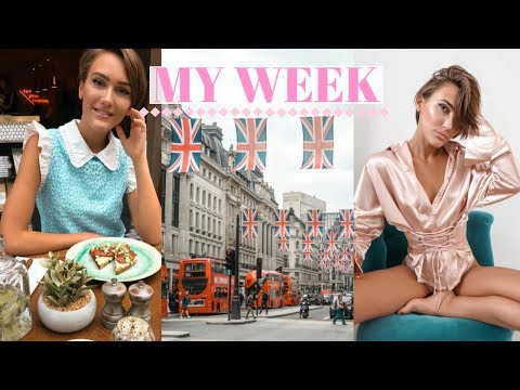 VLOG: LONDON VEGAN BRUNCHES, HARLEY ST BEAUTY TREATMENTS, BLOGGER MAIL | Blaise Dyer