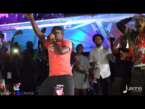 Voice - Full Of Vibe [LIVE] @ The 2017 Ubersoca Cruise
