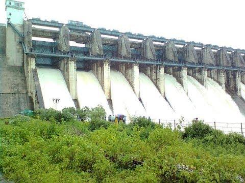 Minimata Hasdev Bango Dam, Korba Chhattisgarh