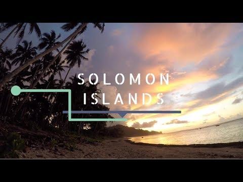 Solomon Islands travel Vlog