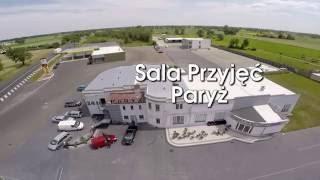Zajazd Paryż Grzegorzew Sala Przyjęć