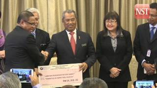More than RM1m flood aid for education officers