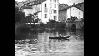 Confolens (16) 14 juillet 1933