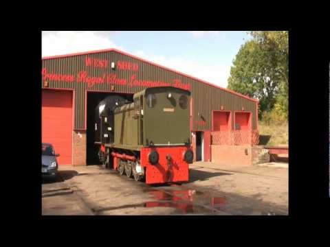 Midland Rail Centre.wmv