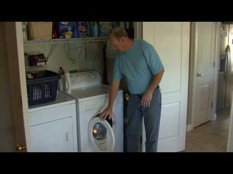 How To Stop A Walking Shaking Wobbling Washing Machine