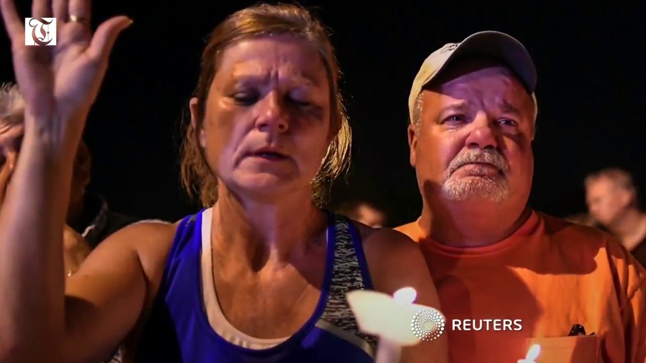 Small Texas town shattered by church massacre