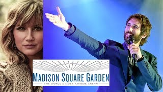 Josh Groban and Jennifer Nettles - 99 Years LIVE AT MSG 2018
