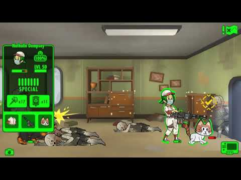 Fallout Shelter Survival Mode Ep 130 Maxsons Crew GONE Again! PC IOS Android Tips Tricks