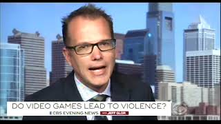 Do violent video games cause acts of violence? (March 2018)