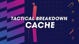 Standard CS:GO tactical execute on Cache | BLAST Pro Series