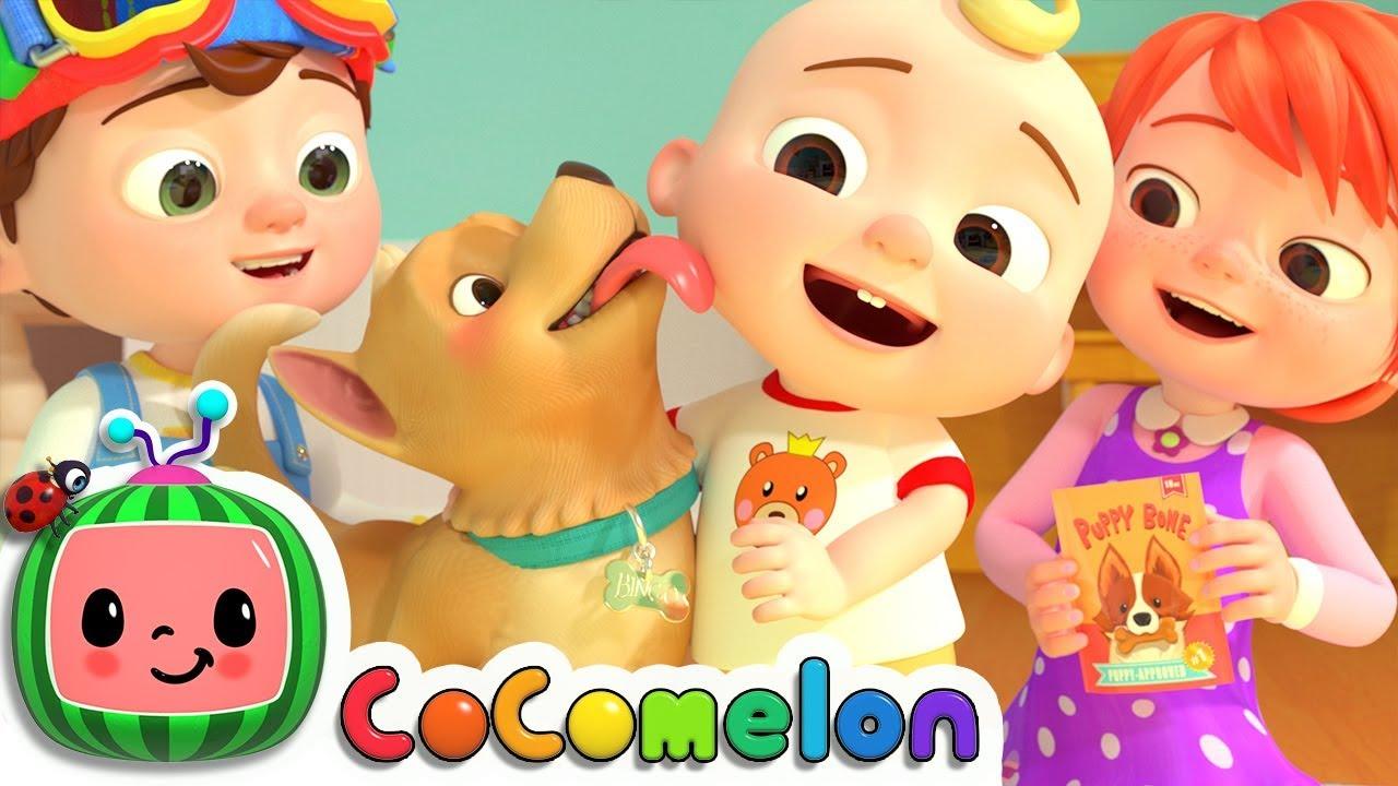 My Dog Song (Bingo) | CoCoMelon Nursery Rhymes & Kids Songs