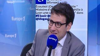 """Lévy : pour François Hollande, """"Nicolas Sarkozy est le rival rêvé"""""""