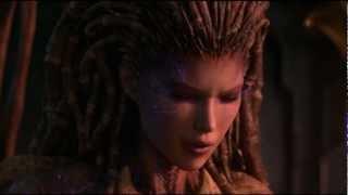 Концовка StarCraft 2: Heart of the Swarm (HD) RUS