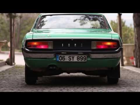 Ford Granada 1977 Short Trailer