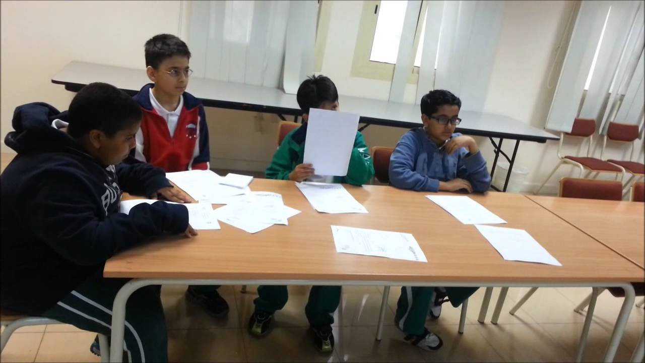 Dar Al-Thikr Schools in English Dialogue Competition ...
