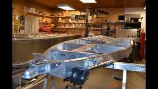 Dna Custom Fabrication Jet Boat