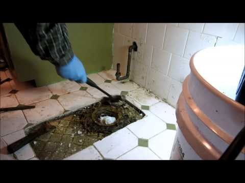 toilet replacement from hell part 1:plumbing tips