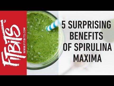 5 Surprising Benefits of Spirulina Maxima - Fitbits Australia