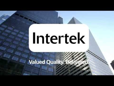 Intertek Consumer Goods Overview