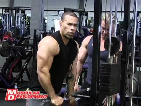 Kevin Levrone - Training - YouTube Kevin Levrone 2014