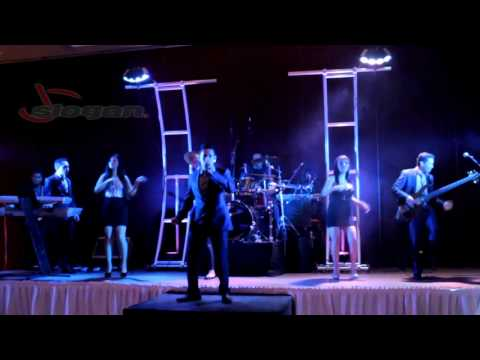Grupo Musical Slogan. Live. Dic.del 2014.