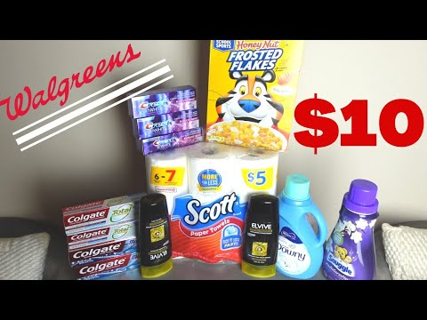Walgreens Couponing! ALL DIGITAL COUPONS! Easy! ONE CUTE COUPONER