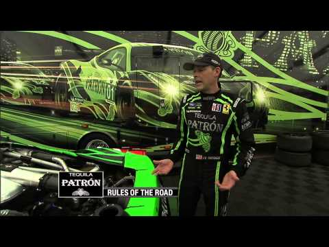 ALMS 101: Stall Test - ALMS - Tequila Patron - ESPN - Racing - Sports Cars