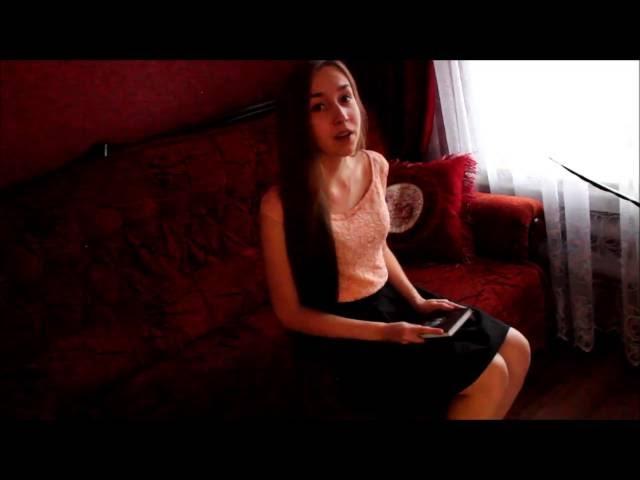 Изображение предпросмотра прочтения – МарияЕвневич читает произведение «Я верю всегдашним случайностям…» В.Я.Брюсова