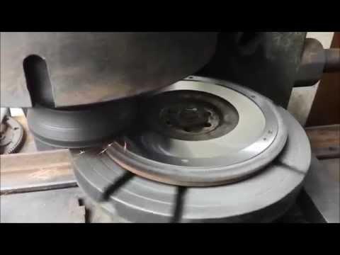 Flywheel Grinding For New Clutch Kit At UMR Engines Slacks Creek