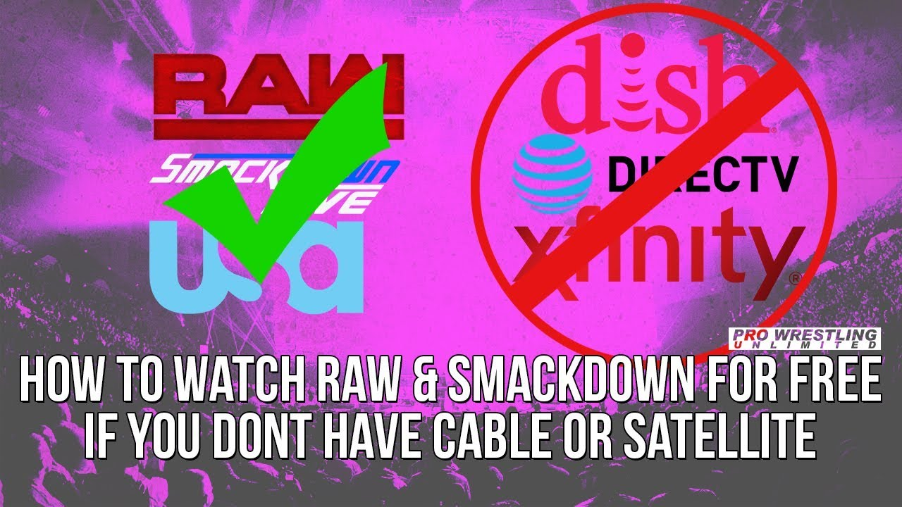 WWE Smackdown free live stream: How to watch online without cable